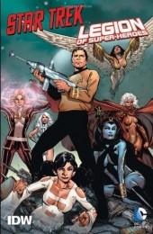 Star Trek/Legion of Super-Heroes (2011) -INT- Star Trek/Legion of Super-Heroes