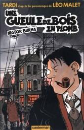 Nestor Burma -HS02-a1990- Une gueule de bois en plomb