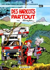 Spirou et Fantasio -29c99- Des haricots partout