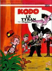 Spirou et Fantasio -28e00- Kodo le tyran