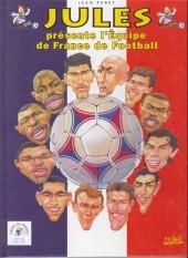 (AUT) Paret - Jules présente l'équipe de France de football