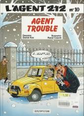 L'agent 212 -10a2002- Agent trouble