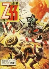 Z33 agent secret -10- Bombes volantes