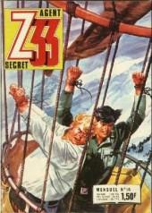 Z33 agent secret -14- Berceuse pour un espion