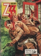 Z33 agent secret -15- Piège pour un nazi