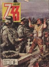 Z33 agent secret -25- Ne ris pas sur ma tombe