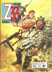 Z33 agent secret -27- Solution finale