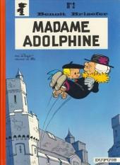 Benoît Brisefer -2a1979- Madame Adolphine