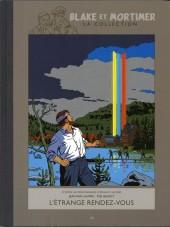 Blake et Mortimer - La collection (Hachette) -15- L'étrange rendez-vous
