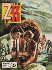 Z33 agent secret -35- Le secret du canard bleu