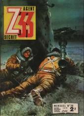 Z33 agent secret -36- Les vampires du maréchal