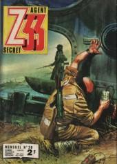 Z33 agent secret -38- Mourir pour Lili Marlène