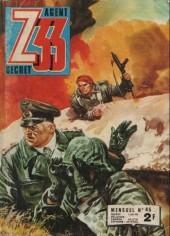 Z33 agent secret -45- Les chacals de Narvik