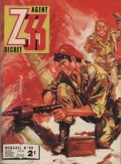 Z33 agent secret -49- La trahison à deux visages
