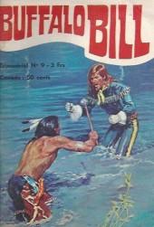 Buffalo Bill (Jeunesse et Vacances) -9- Le trésor de Montezuma