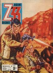 Z33 agent secret -50- Chiméres insensées