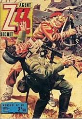 Z33 agent secret -59- Une tombe dans le sable