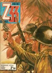 Z33 agent secret -83- Un drôle de fou