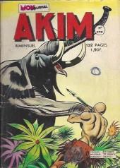Akim (1re série) -378- Le retour de la mygale