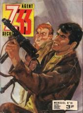 Z33 agent secret -91- Espion dans la neige