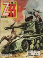 Z33 agent secret -110- Berceuse pour un espion