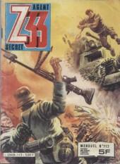 Z33 agent secret -113- Soldats de plomb