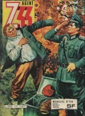 Z33 agent secret -116- La nuit des espions