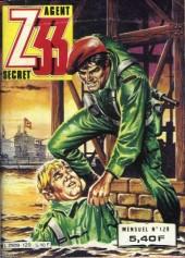 Z33 agent secret -129- Espions un pas en avant