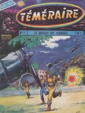 Téméraire (1re série) -1- La bataille des Flandres (Tomic)