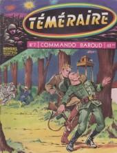 Téméraire (1re série) -7- Commando baroud (Tomic)