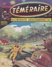 Téméraire (1re série) -8- Retraite mouvementée (Tomic)