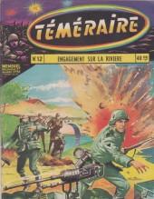 Téméraire (1re série) -12- Engagement sur la rivière (Tomic)