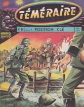 Téméraire (1re série) -14- Position clé (Tomic)