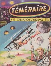 Téméraire (1re série) -15- Opération d'urgence (Tomic)