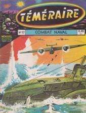 Téméraire (1re série) -17- Combat naval (Tomic)
