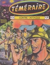 Téméraire (1re série) -26- Contre-attaque (Tomic)