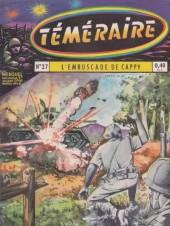 Téméraire (1re série) -27- L'embuscade de cappy (Tomic)