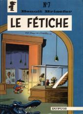 Benoît Brisefer -7a1979- Le fétiche