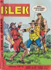Blek (Les albums du Grand) -291- Numéro 291