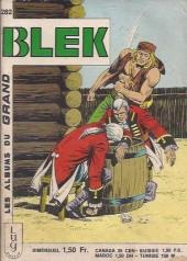 Blek (Les albums du Grand) -282- Numéro 282