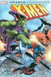 X-Men (TPB) -INT- X-Men: Inferno Crossovers