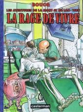 Les aventures de la Mort et de Lao-Tseu -1- La rage de vivre