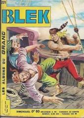 Blek (Les albums du Grand) -221- Numéro 221