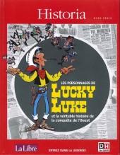 (AUT) Morris -8- Les personnages de lucky luke