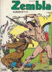 Zembla -Rec111- Album N°111 (du n°429 au n°431)