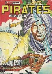 Pirates (Mon Journal) -Rec26- Album N°26 (du N°103 au N°105)