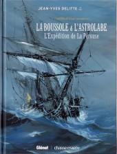 Black Crow -HS2- Black Crow raconte La Boussole & L'Astrolabe - L'Expédition de La Pérouse
