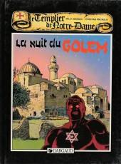 Le templier de Notre-Dame -2- La nuit du Golem