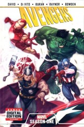 Avengers: Season One (2012) - Avengers: Season One