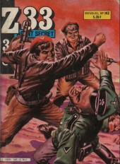 Z33 agent secret -143- Objectif enlever Churchill